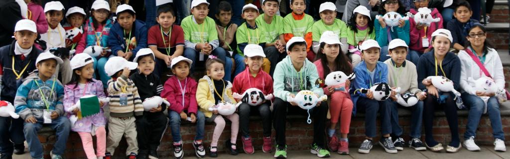 comité de niñas y niños en la wipw-red