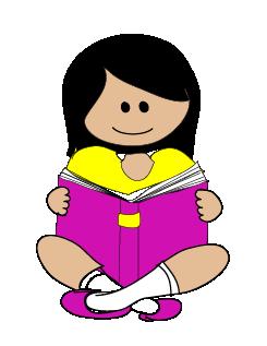 niña-leyendo